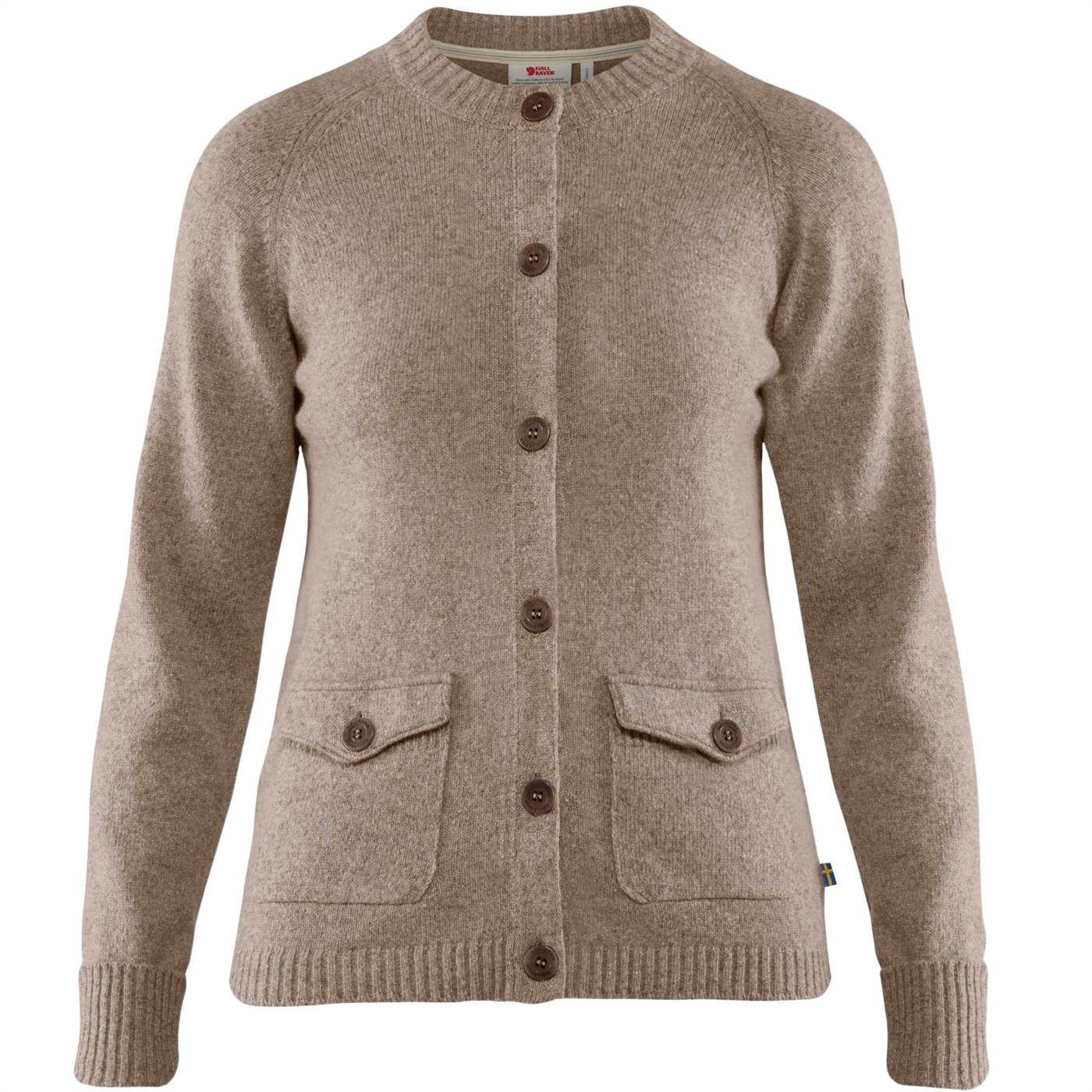 Greenland ReWool Cardigan - Women's