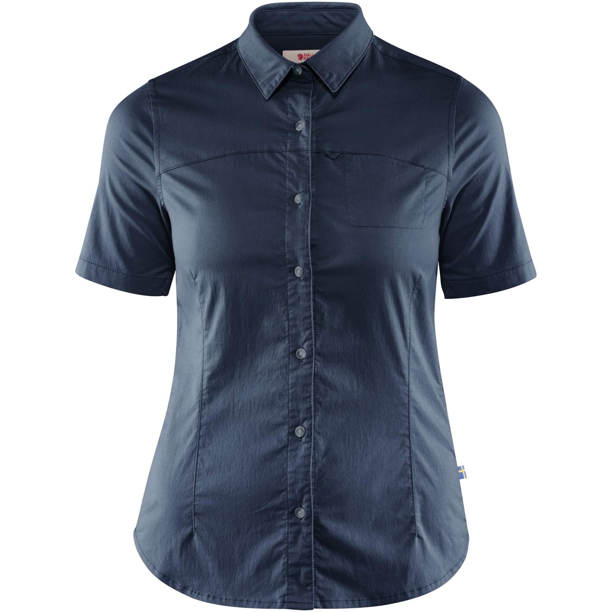 High Coast Stretch Shirt Short Sleeve - Women's