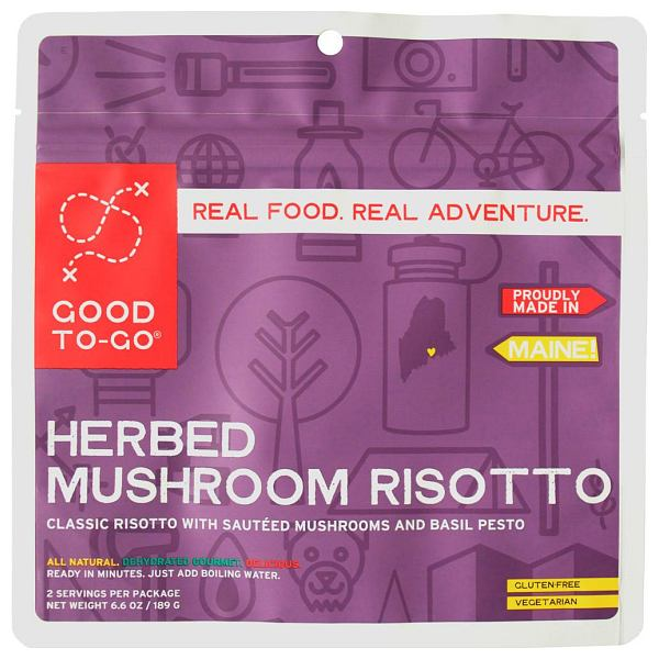 Herbed Mushroom Risotto