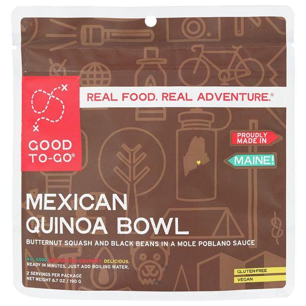 Mexican Style Quinoa Bowl
