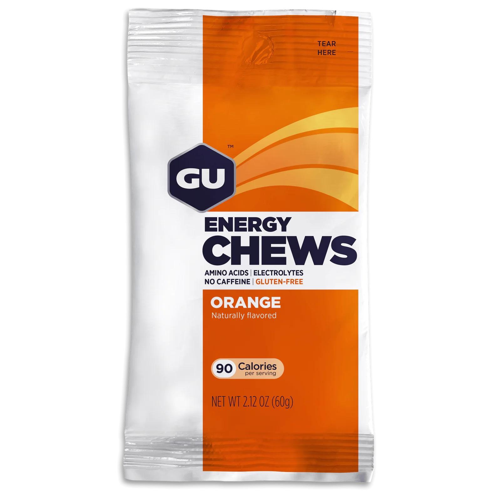 Orange Chews