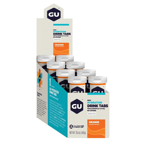 GU Electrolyte Orange