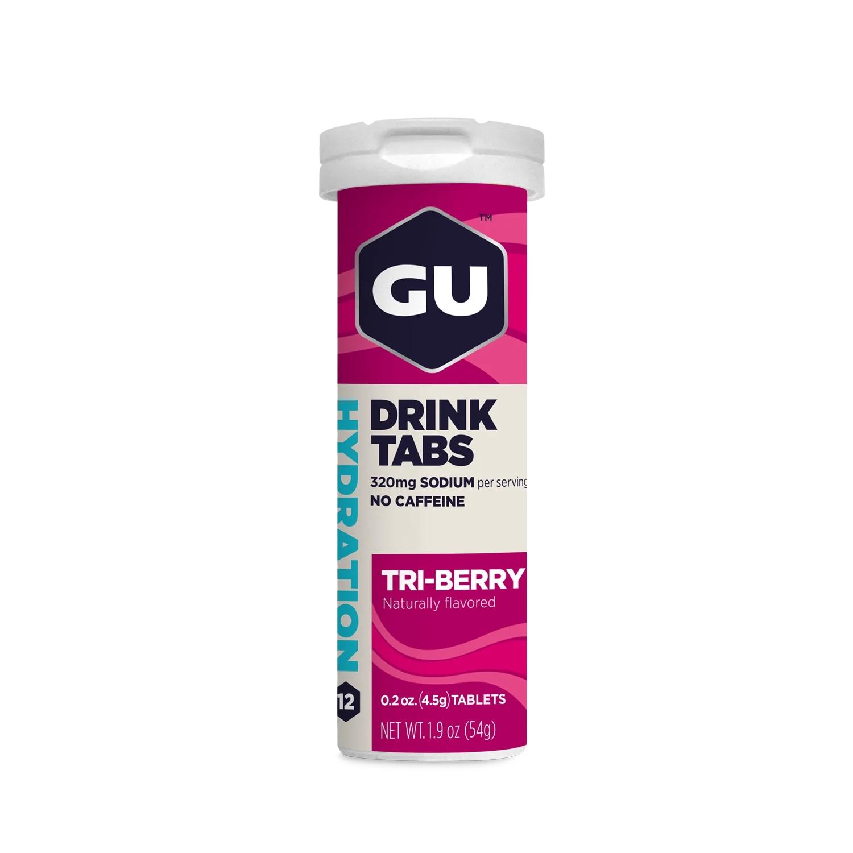 GU Electrolyte Tri Berry