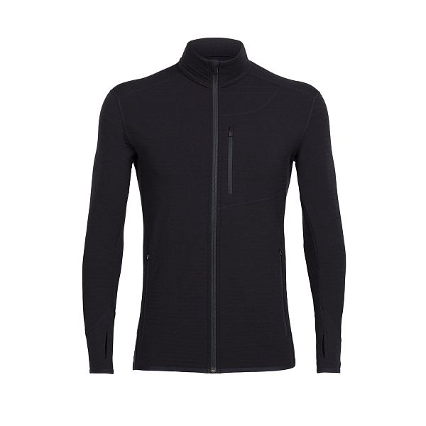 Descender Zip Long Sleeve - Men's
