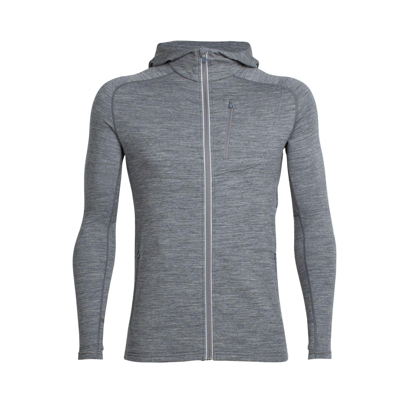 Quantum Zip Hood Long Sleeve - Men's