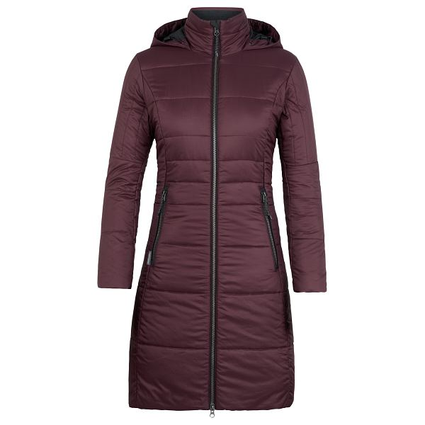 Stratus X 3/4 Hooded Jacket - Women's
