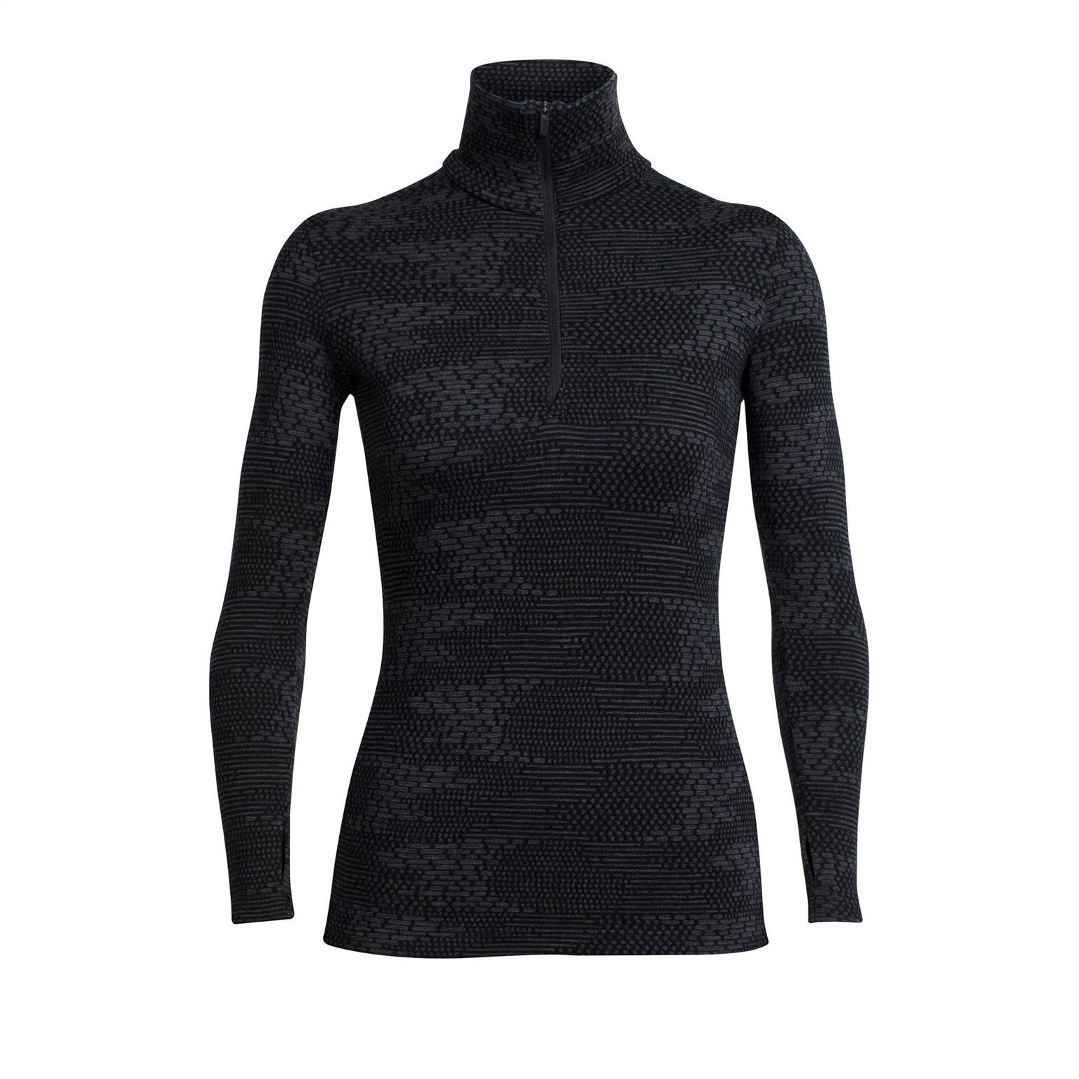 Flurry Vertex LS Half Zip - Women's