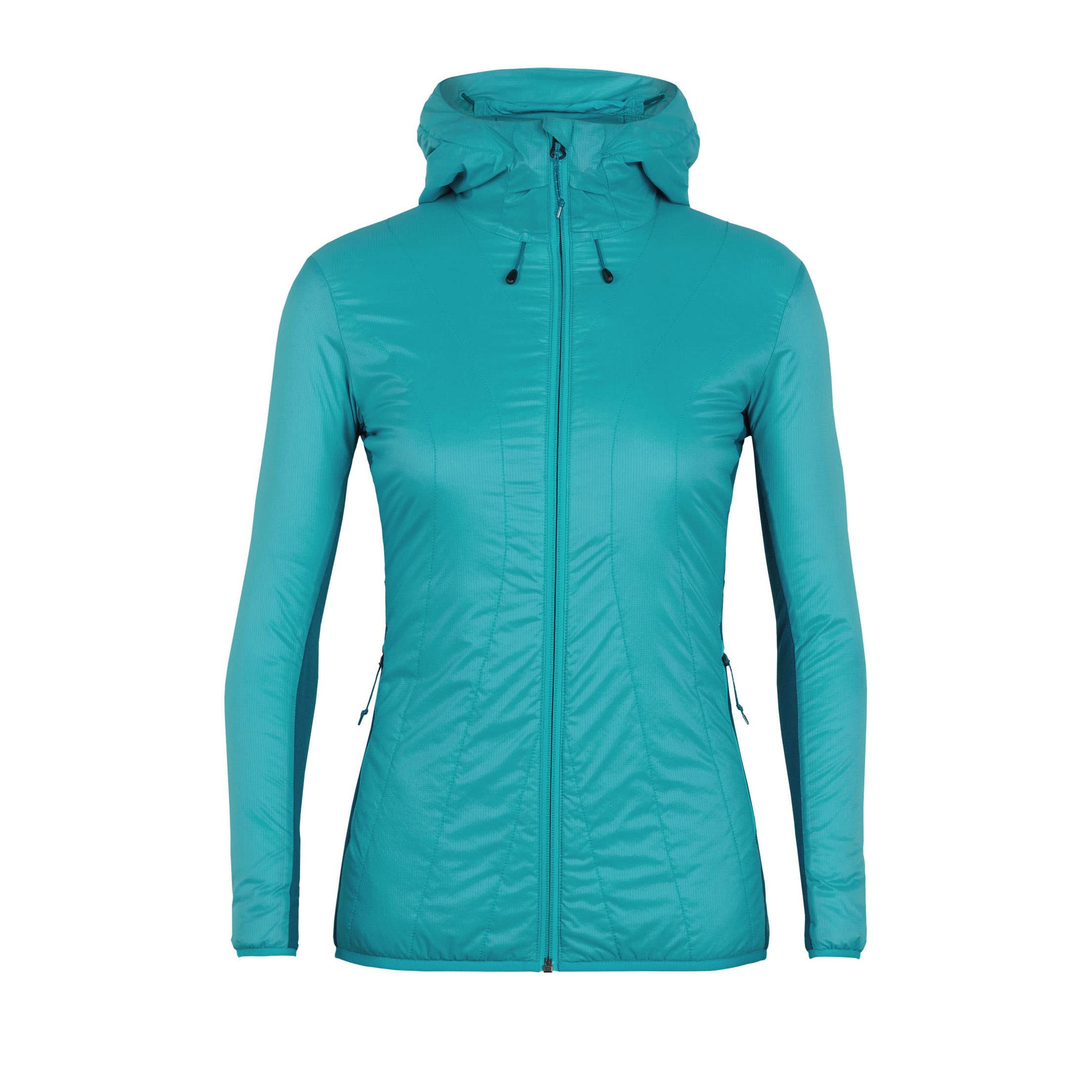 Hyperia Lite Hybrid Hooded Jacket - Women's