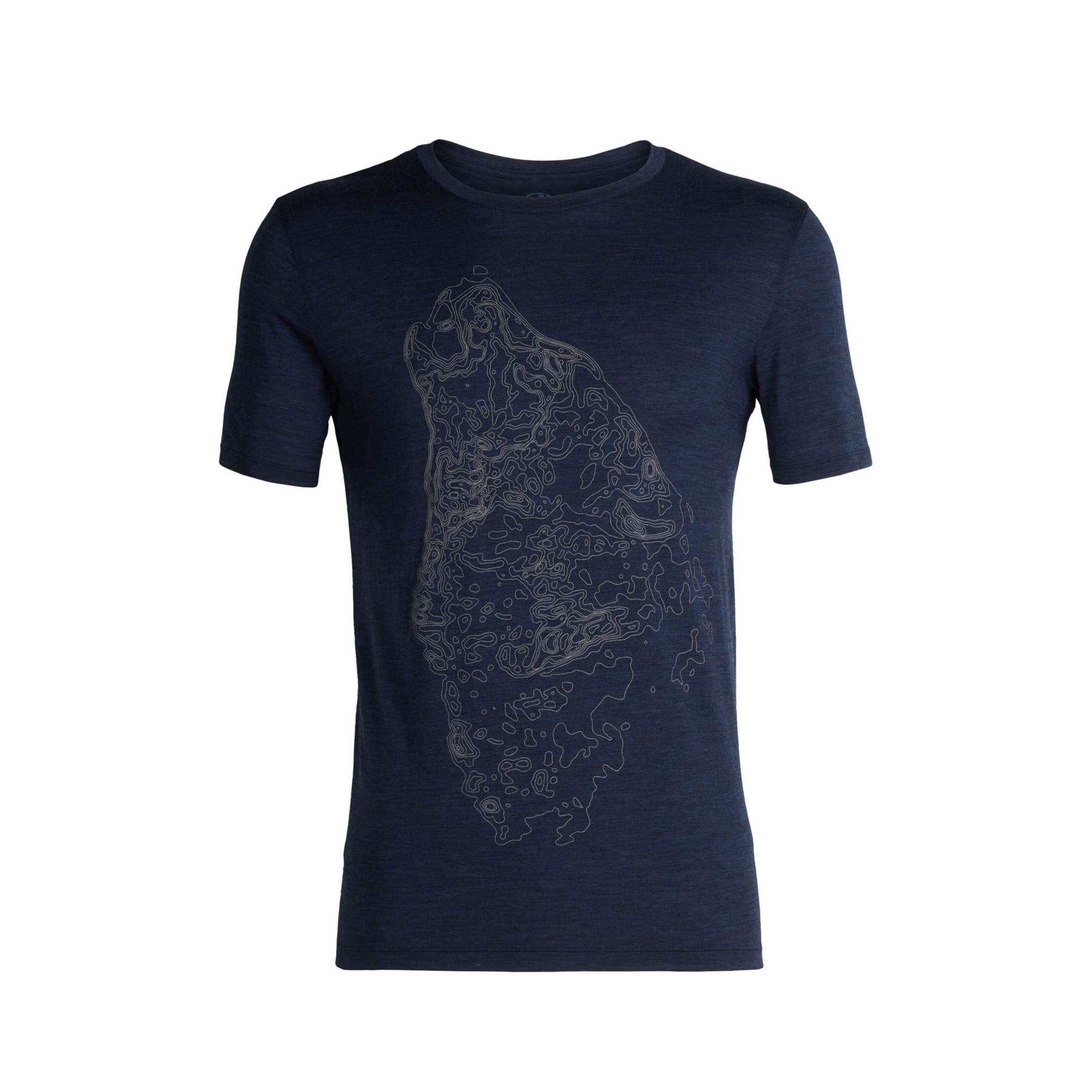 Contour Wolf TL Crewe Short Sleeve - Men's