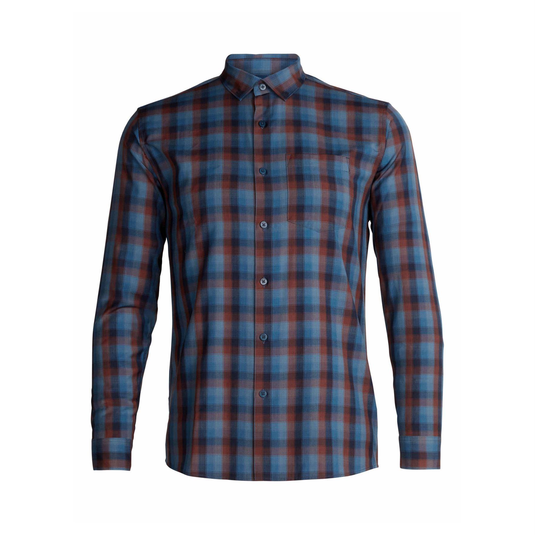 Departure II Shirt Long Sleeve - Men's