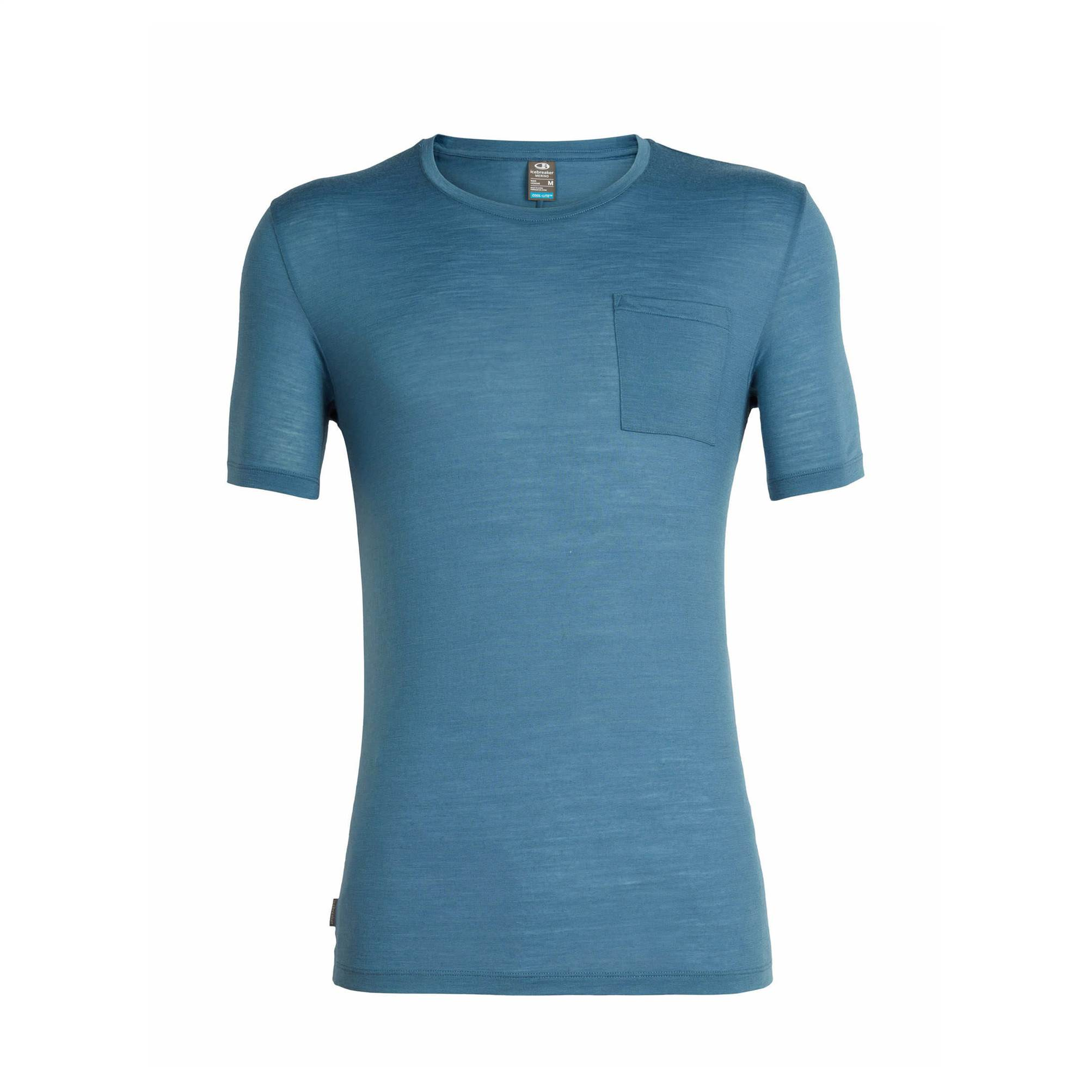 Elements Pocket Crewe Short Sleeve - Men's