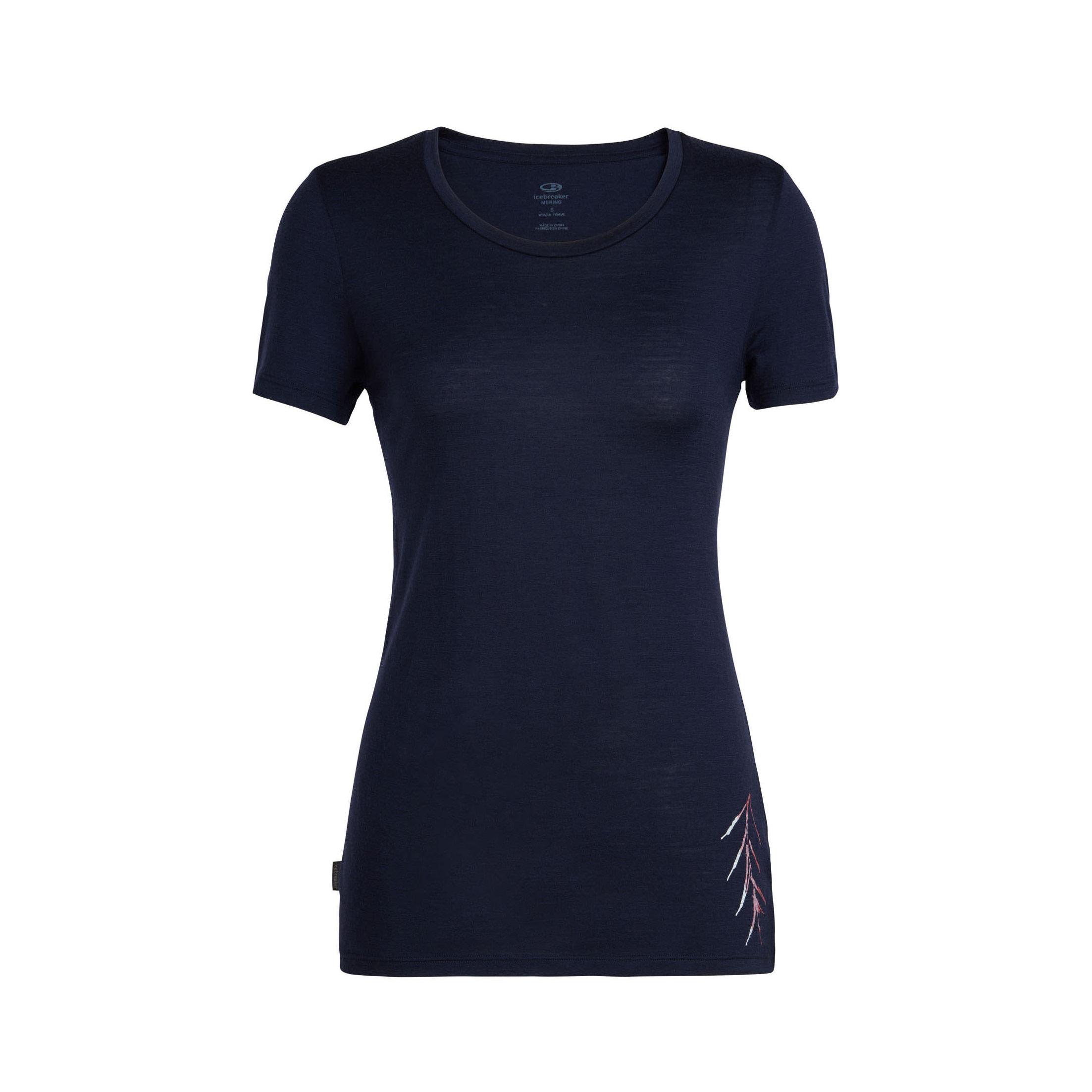 Panax Tech Lite Low Crewe Short Sleeve - Women's