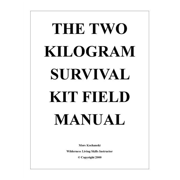 Two Kilogram Survival Kit