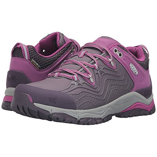 Aphlex Waterproof Plum - Women's