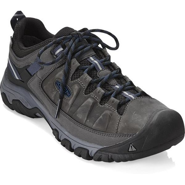 Targhee III Waterproof Steel Grey - Men's