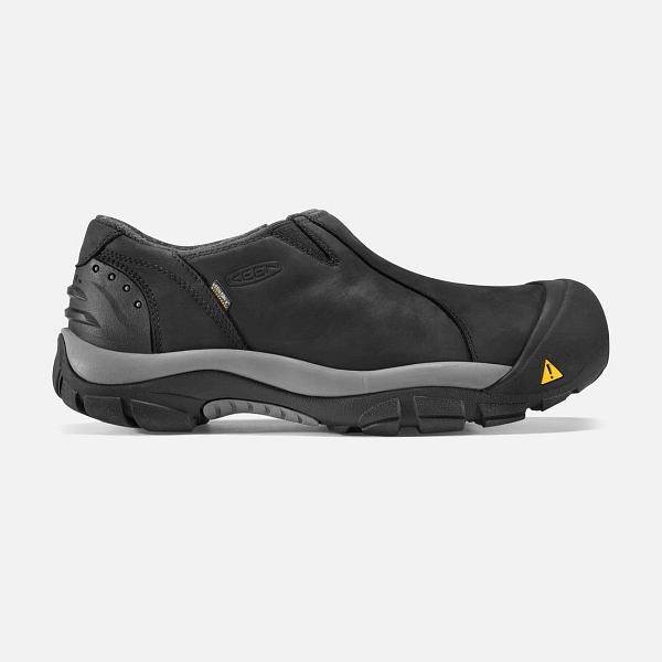 Brixen II Waterproof Black - Men's