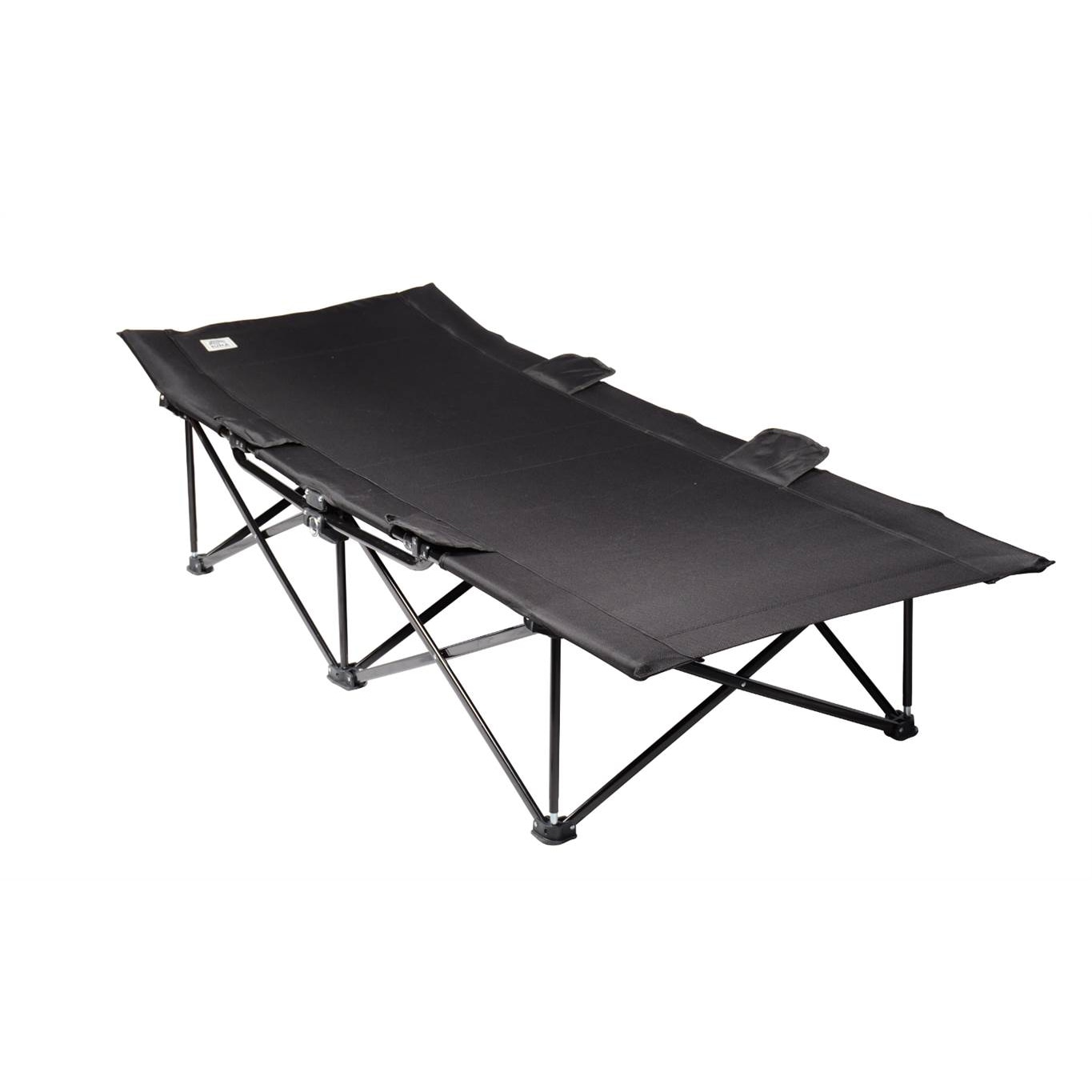 Easy Big Bear Camp Cot Black