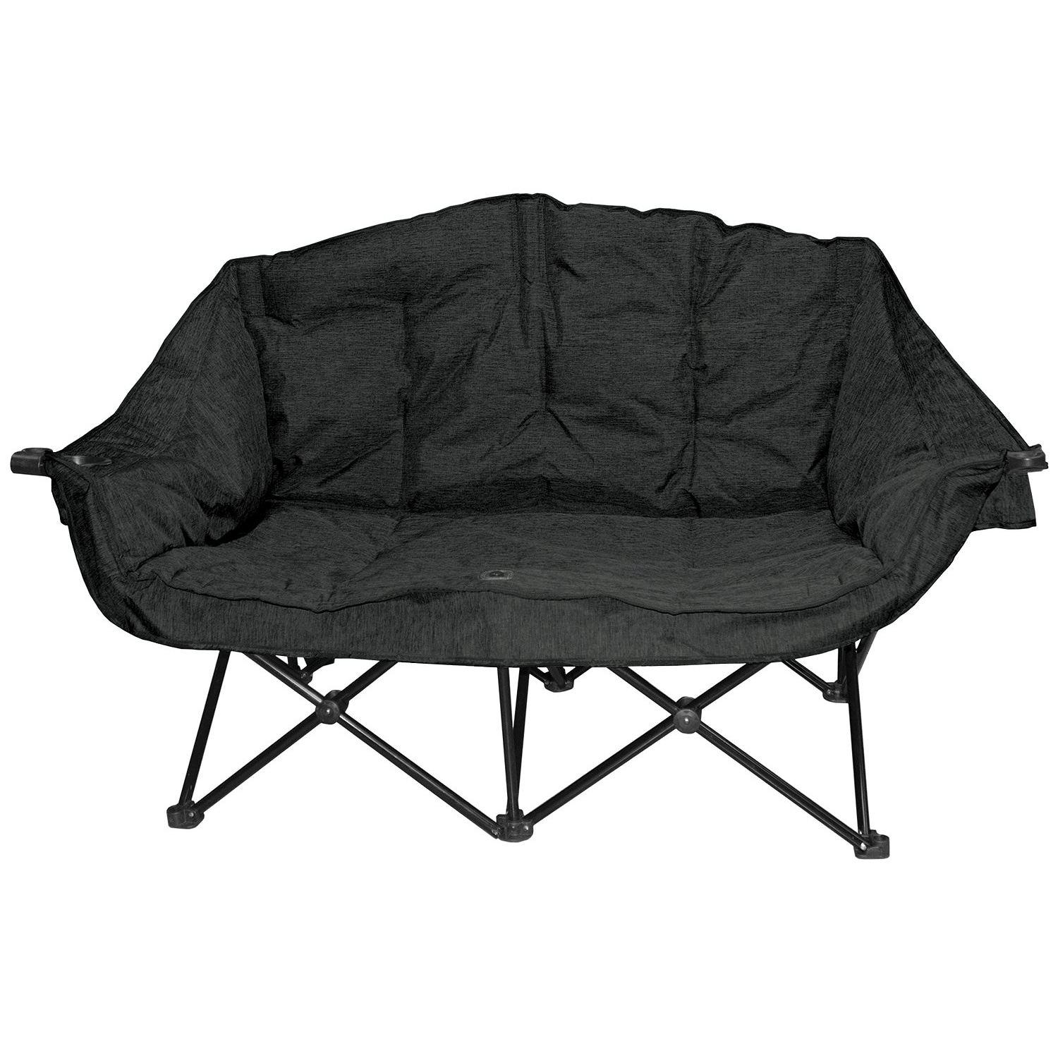 Bear Buddy Double Chair Black