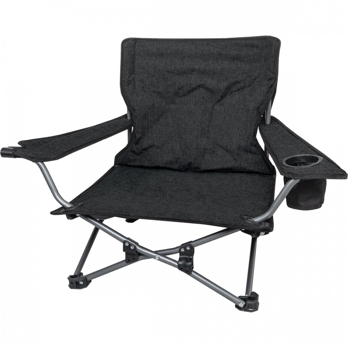 Chill Out Festival Chair Carbon Black