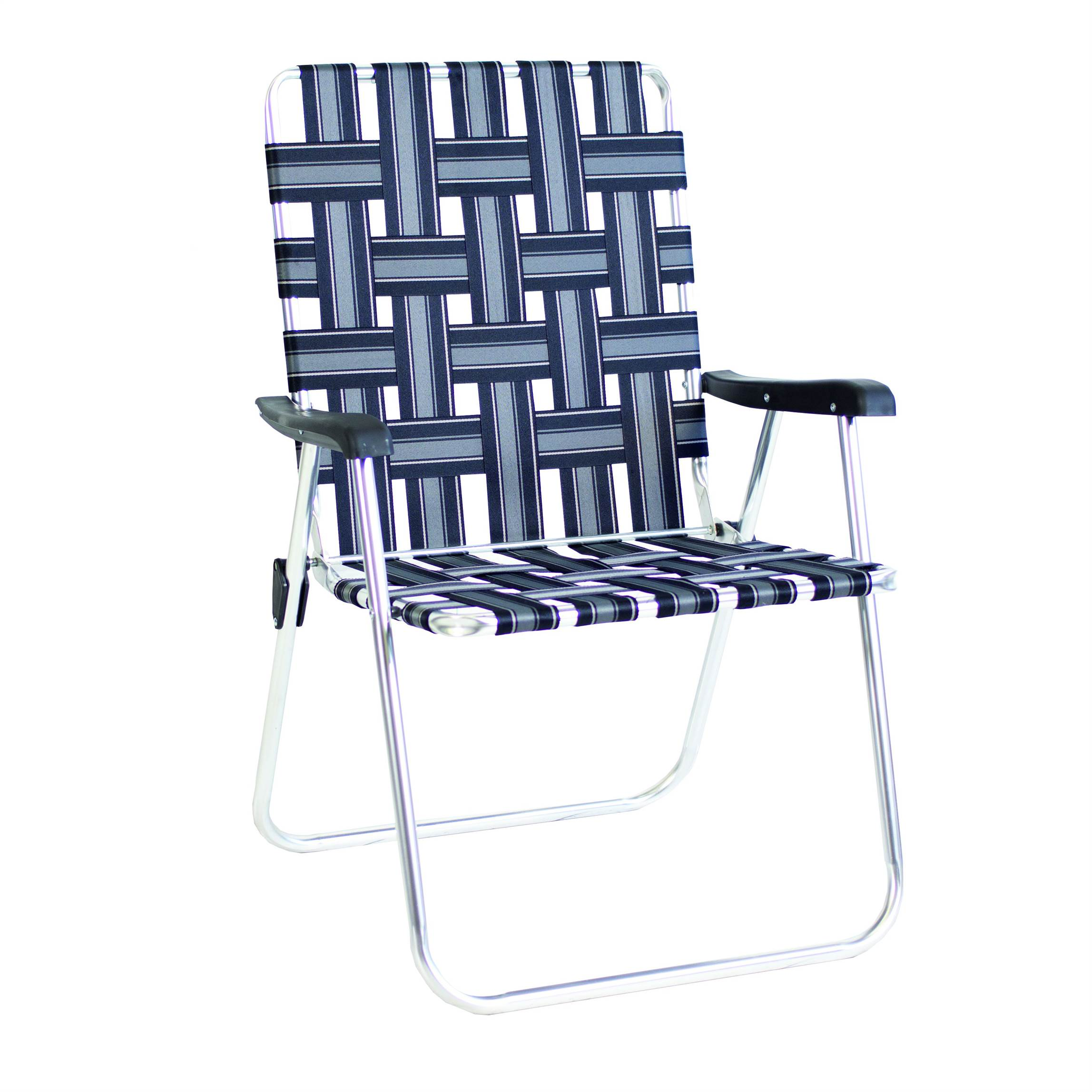 Hyde Backtrack Chair - Black/Black