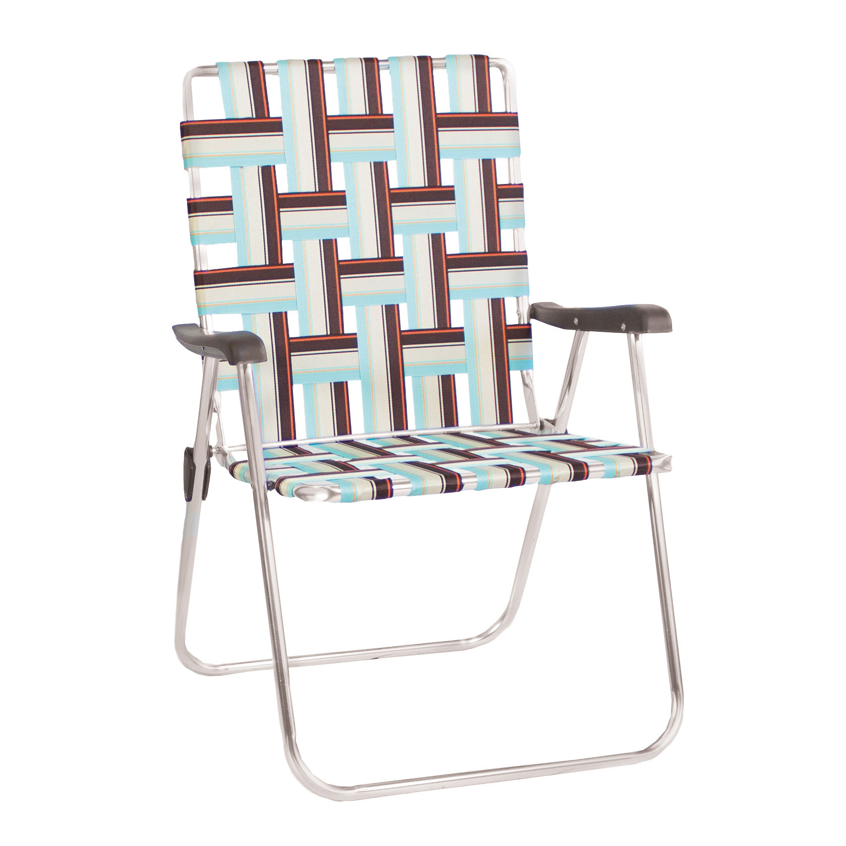 Fezz Backtrack Chair - Teal/Brown