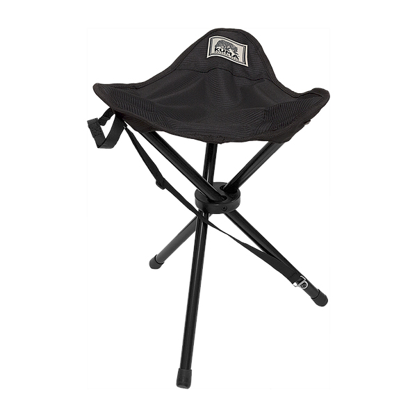 Tri Pod Chair Black