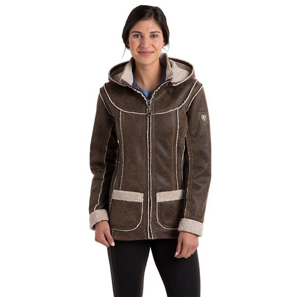 Dani Sherpa Jacket - Women's