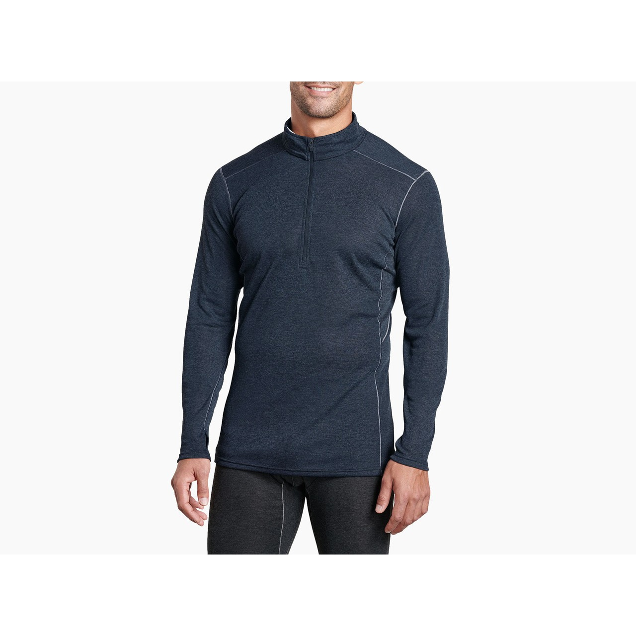 Akkomplice Zip Neck - Men's
