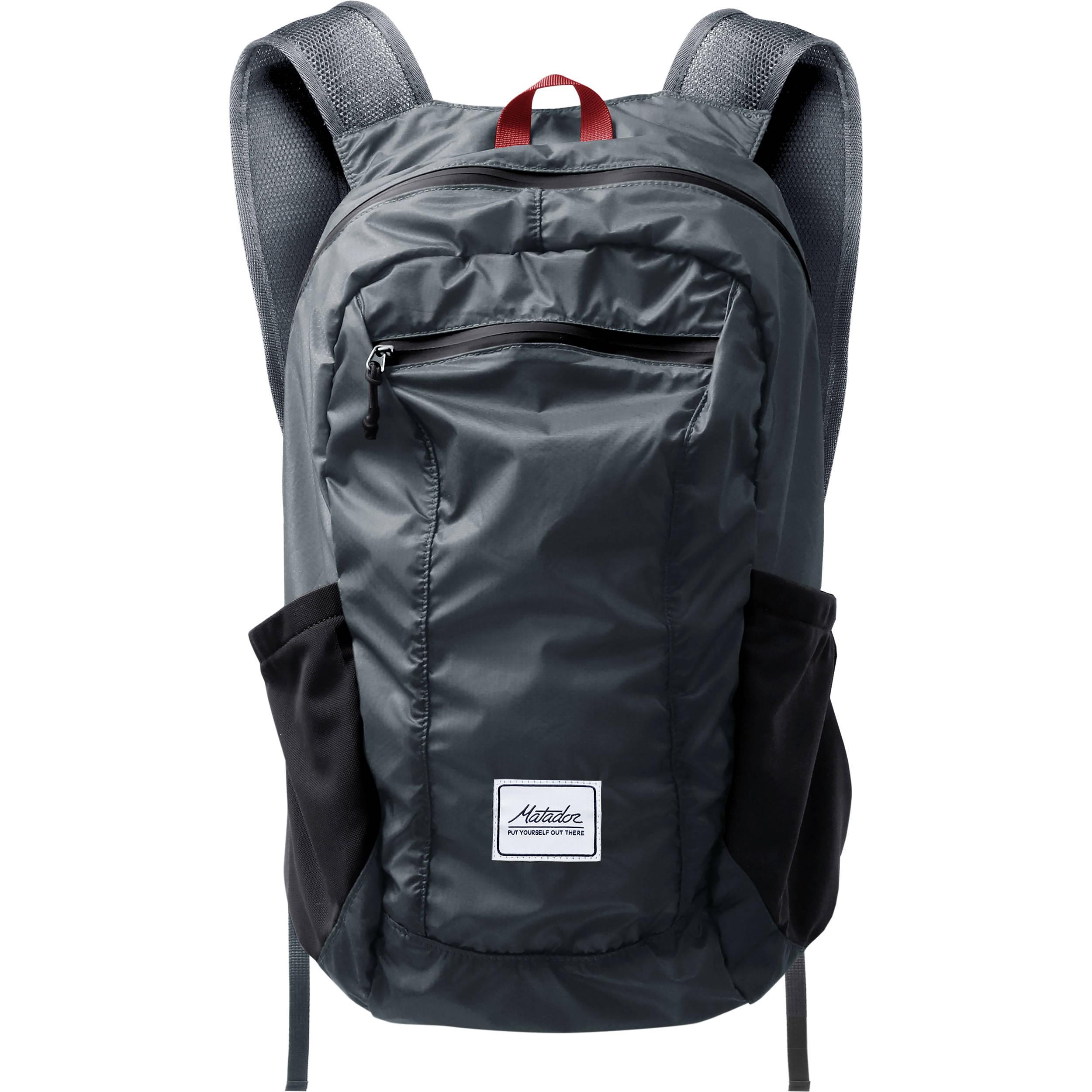 DL16 Backpack - Grey