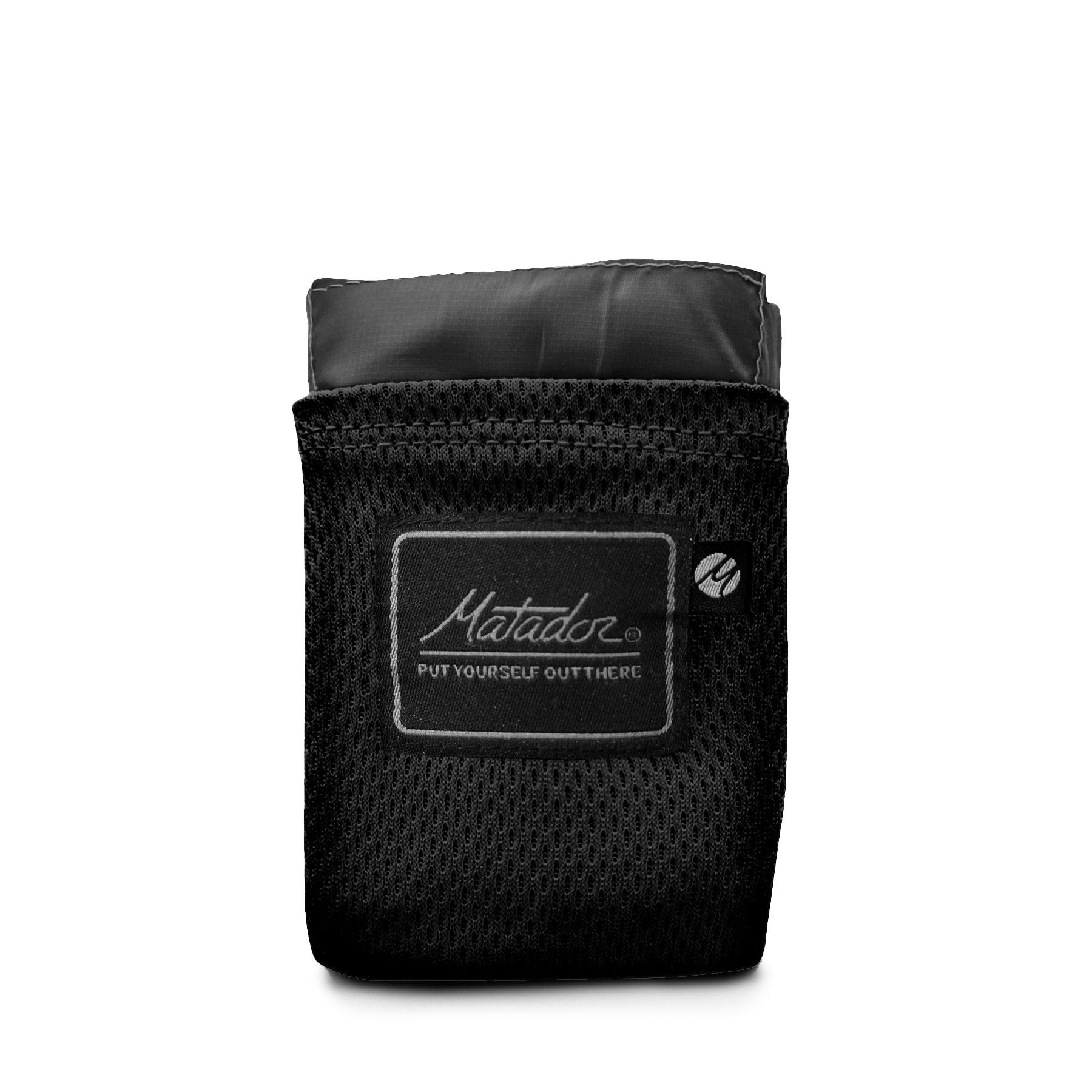 Pocket Blanket - Black