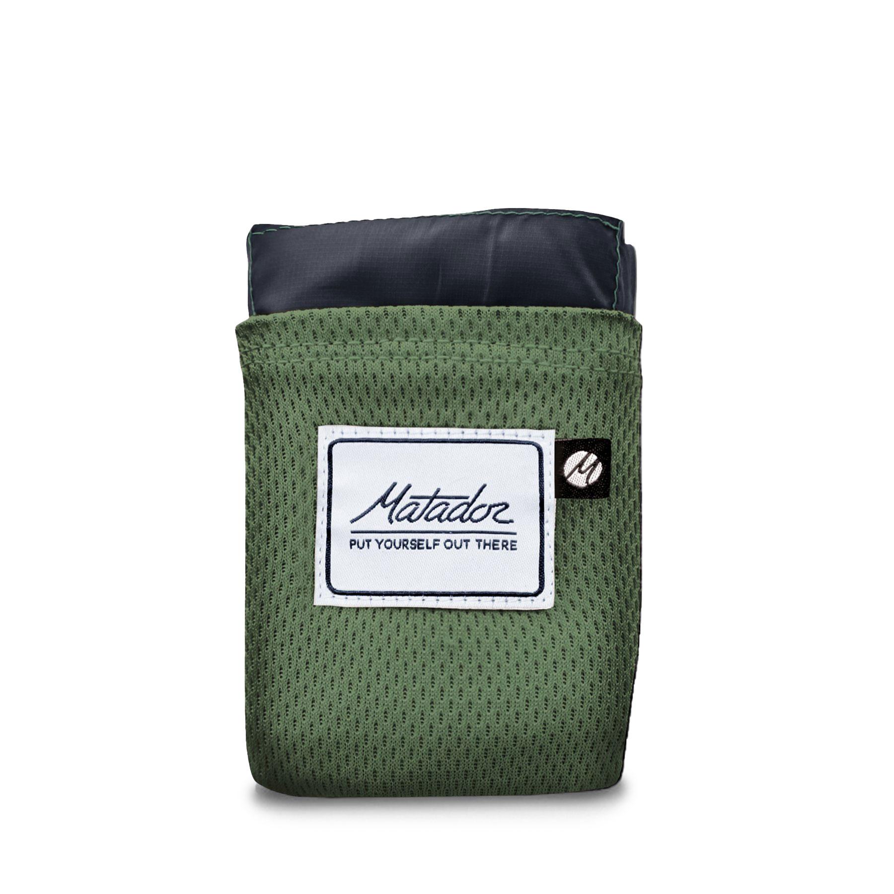 Pocket Blanket - Green
