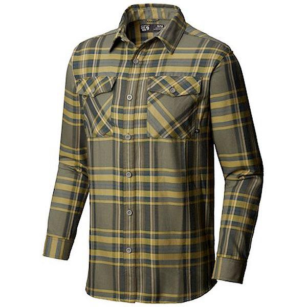Trekkin Flannel Shirt Long Sleeve - Men's