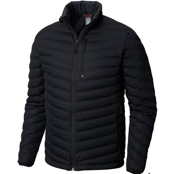StretchDown Hooded Jacket - Men's