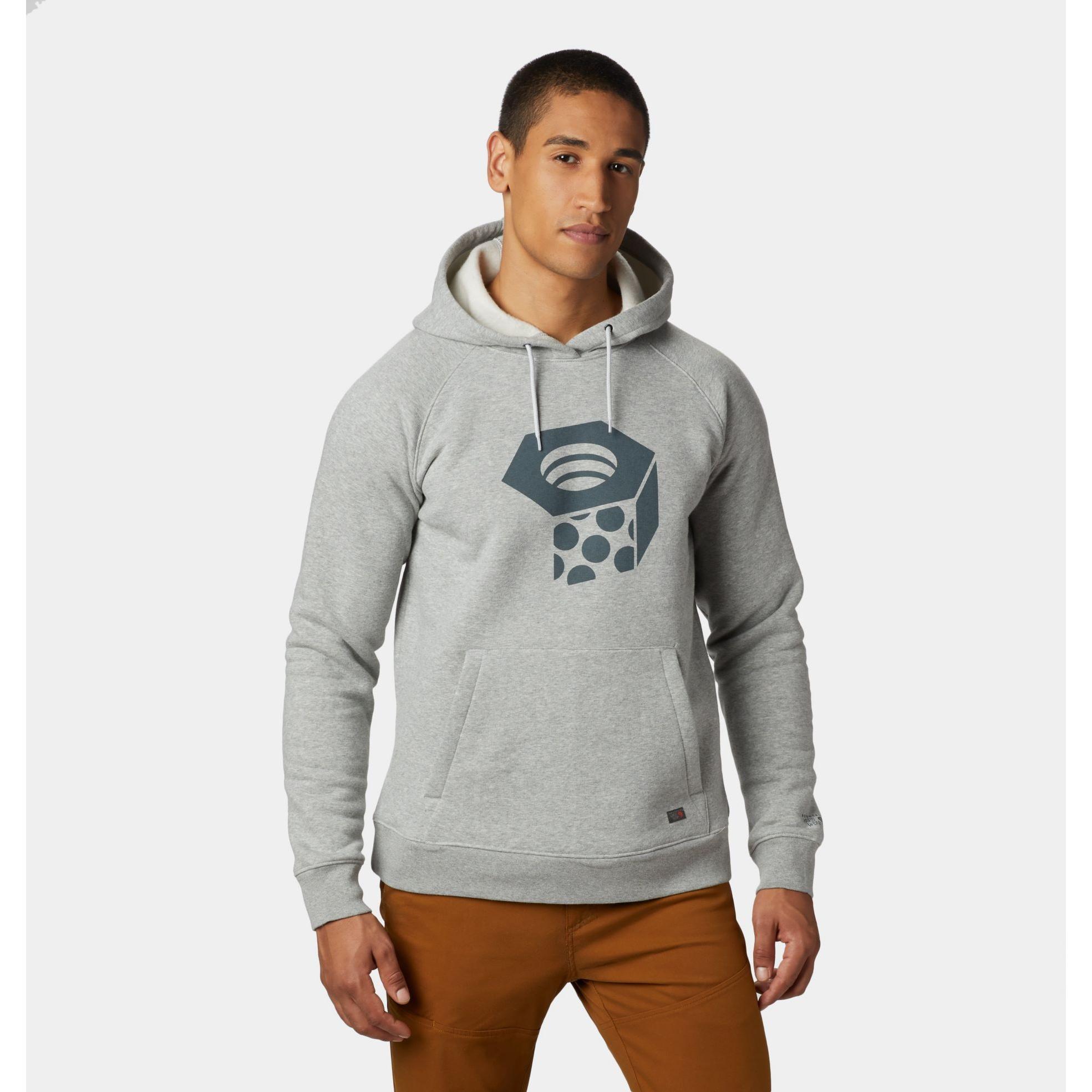 Hardwear Logo Pullover Hoody - Men's