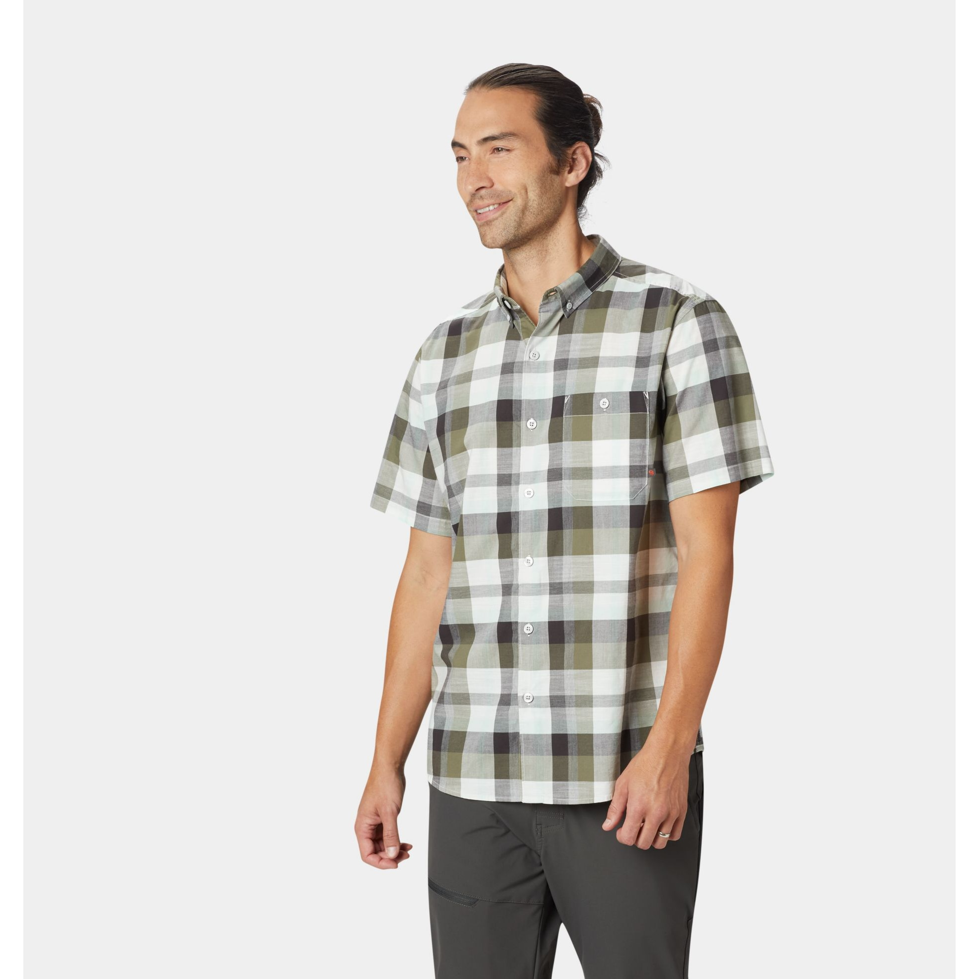 Big Cottonwood Shirt Short Sleeve -Men's