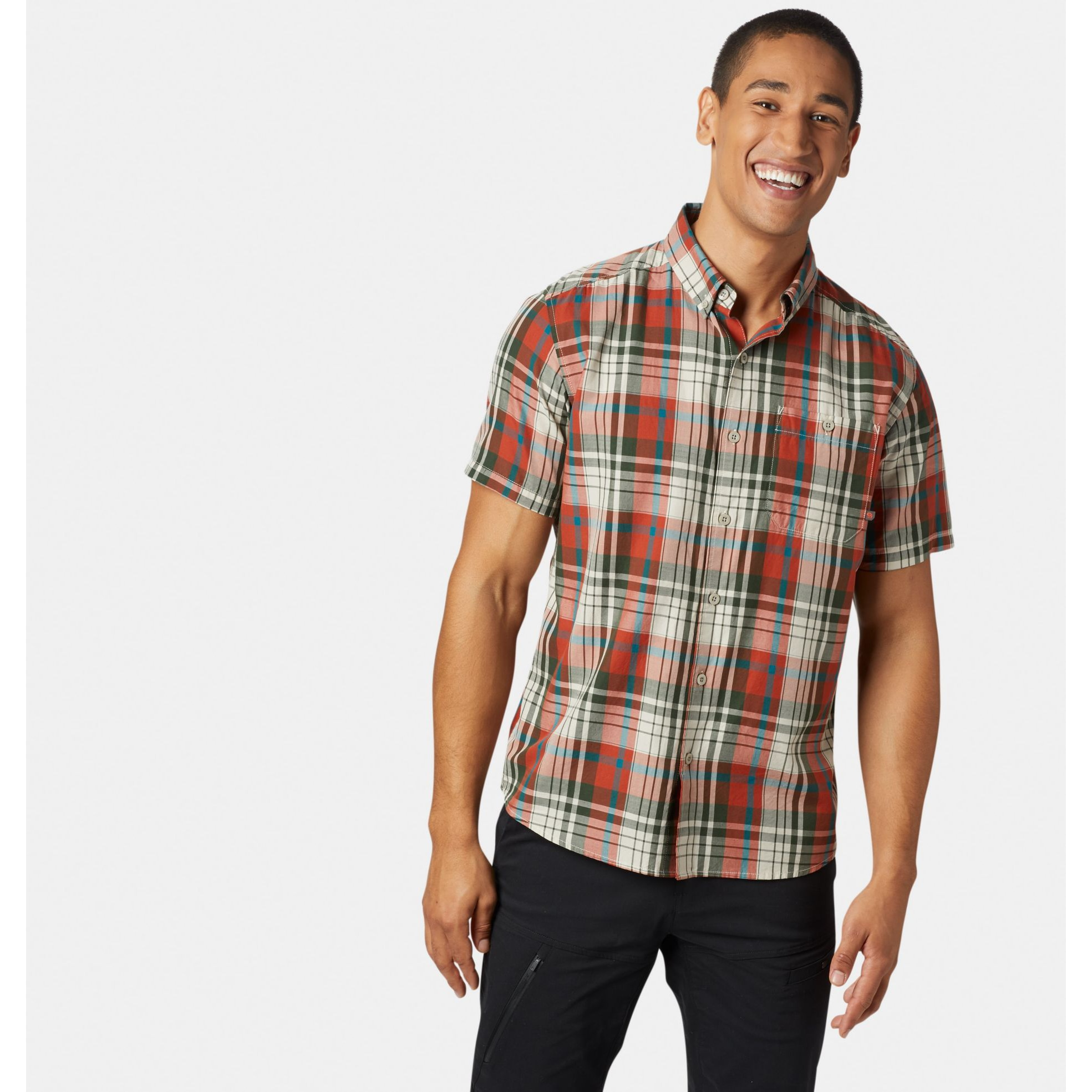 Minorca Shirt Short Sleeve - Men's