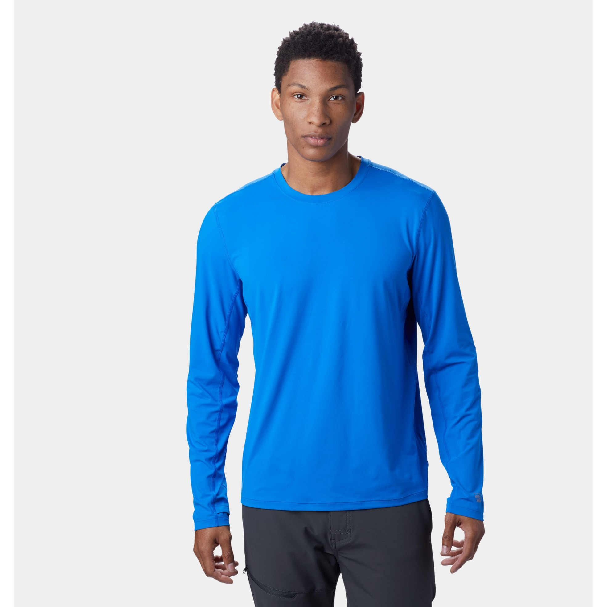 Crater Lake Tee Long Sleeve - Men's