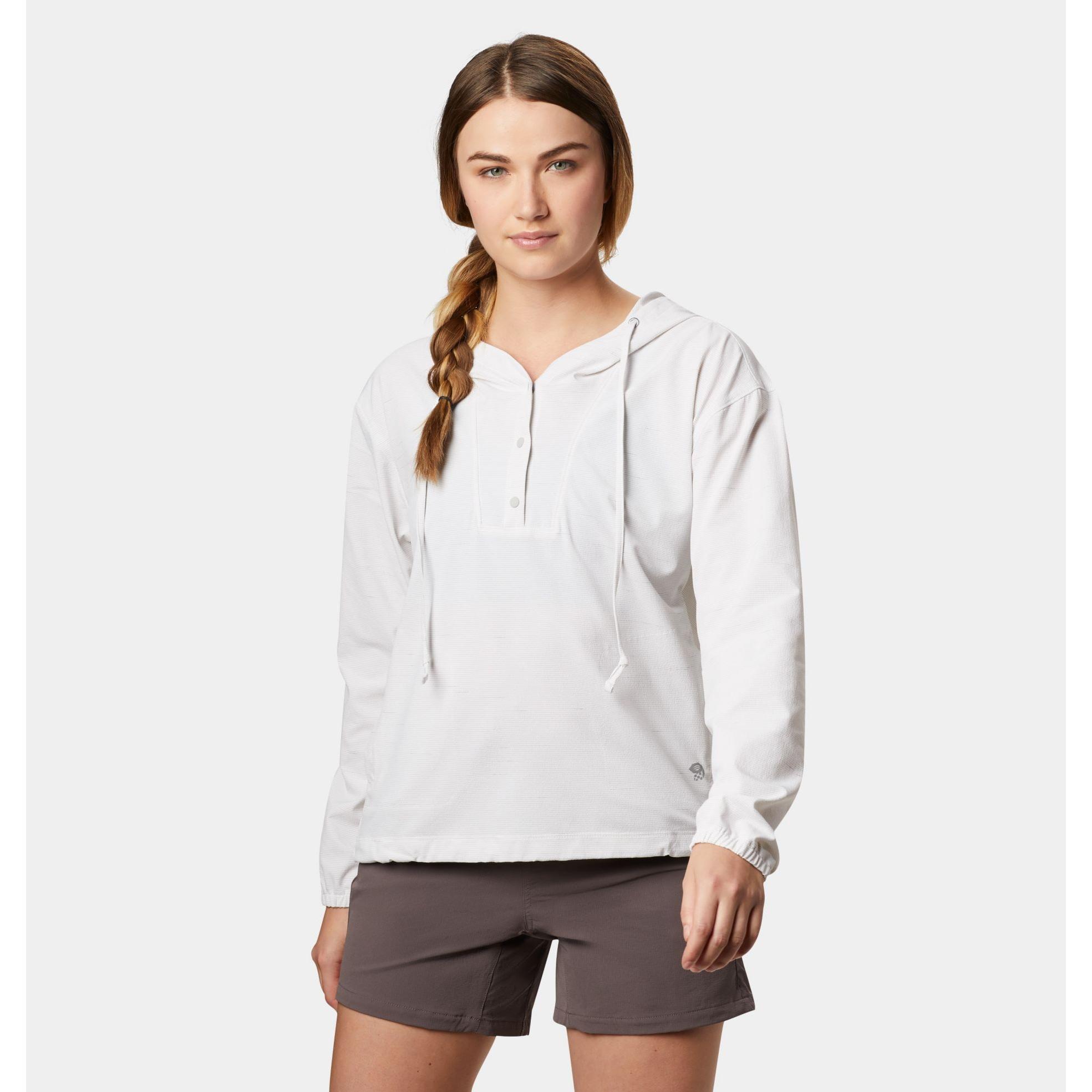 Mallorca Stretch Shirt Long Sleeve - Women's