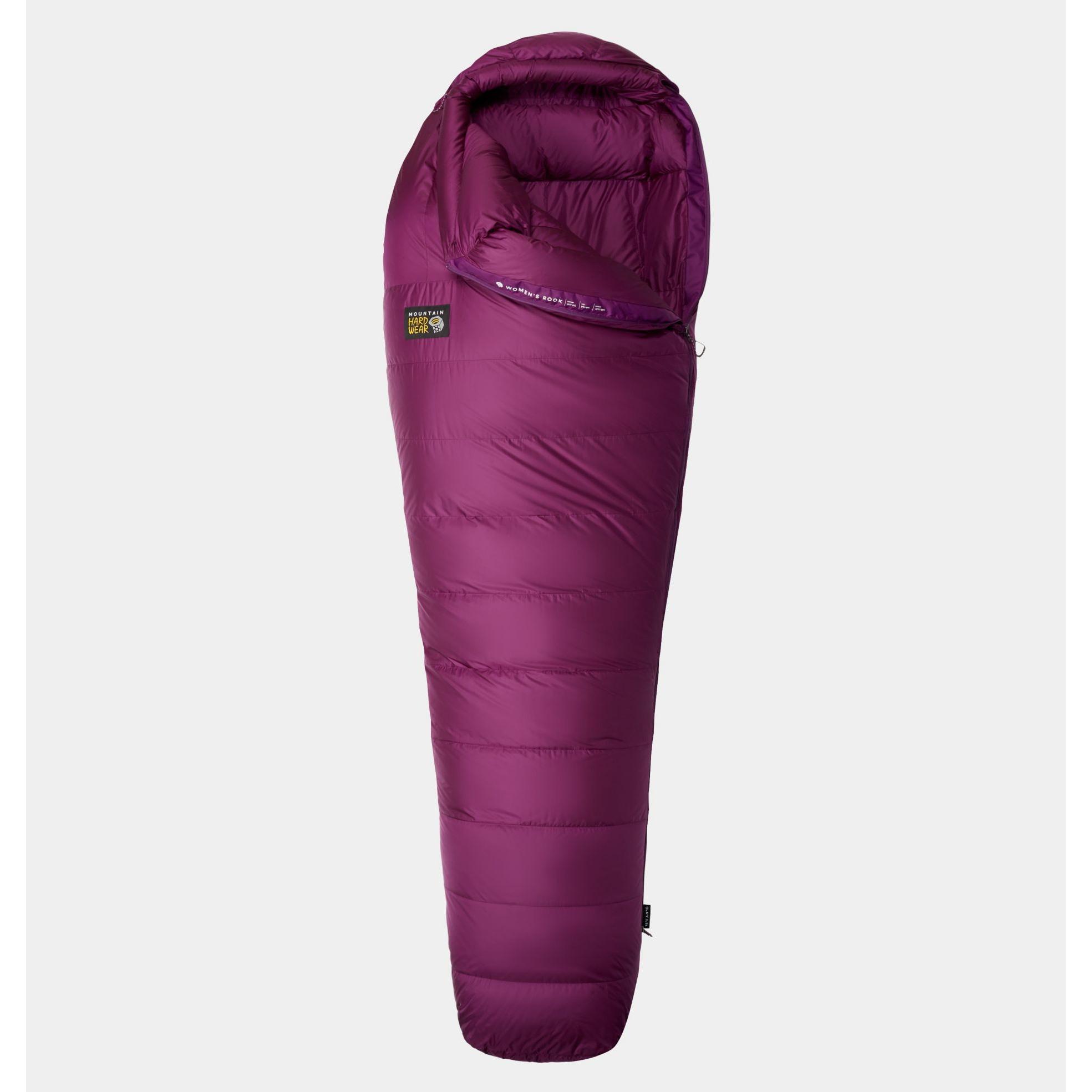 Rook 15 Regular Sleeping Bag - Cosmos Purple
