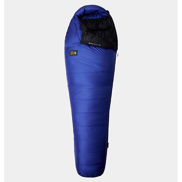 Rook 15 Long Sleeping Bag - Clematis Blue