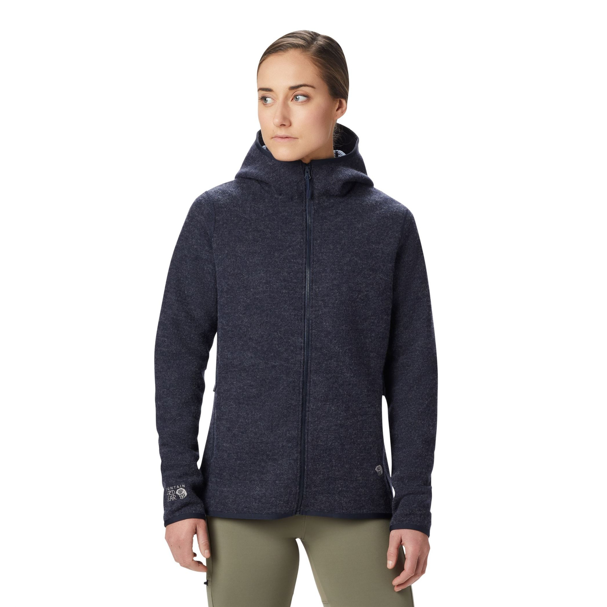 Hatcher Full Zip Hoody - Women's
