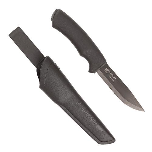 Mora Bushcraft Knife Carbon