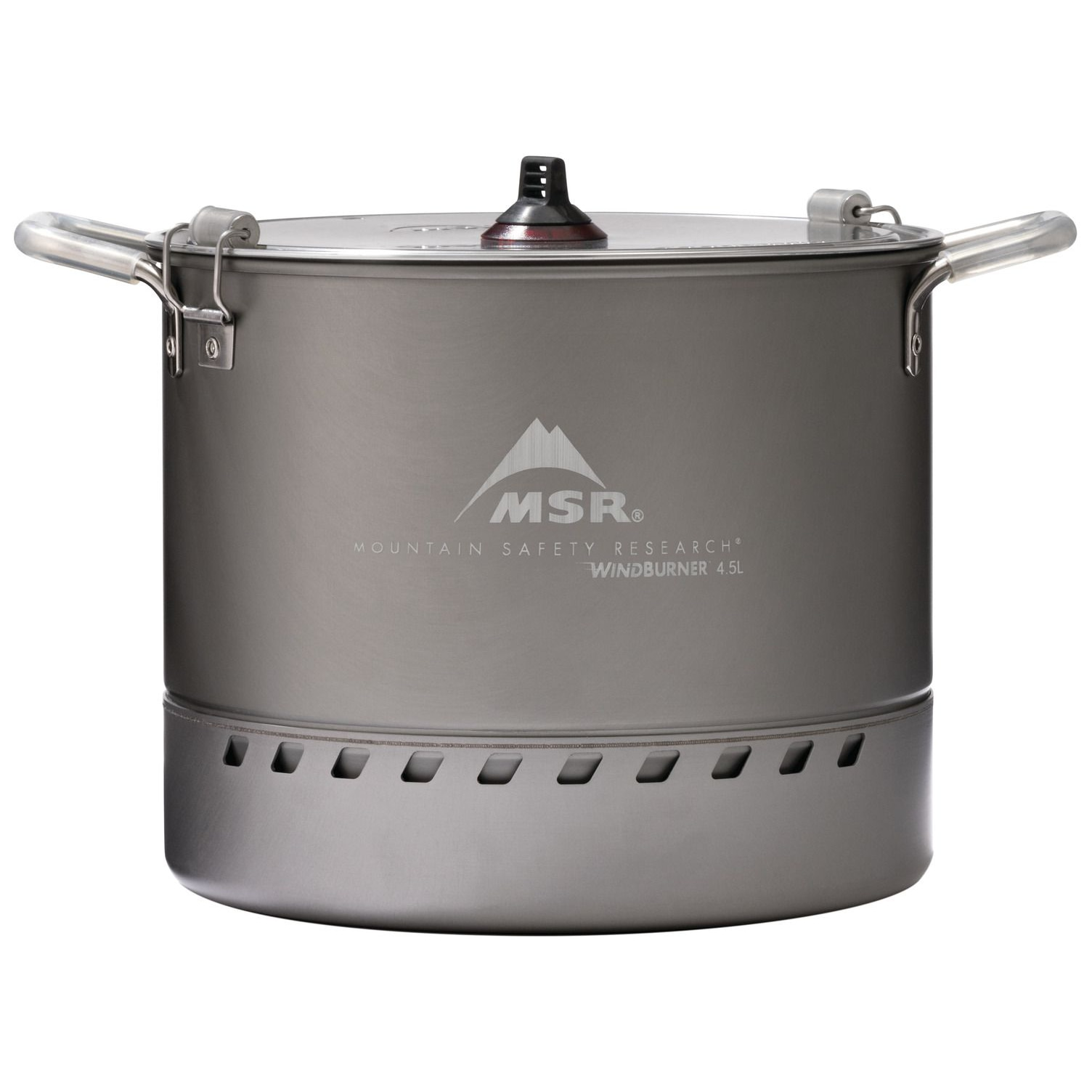 WIndBurner Stock Pot
