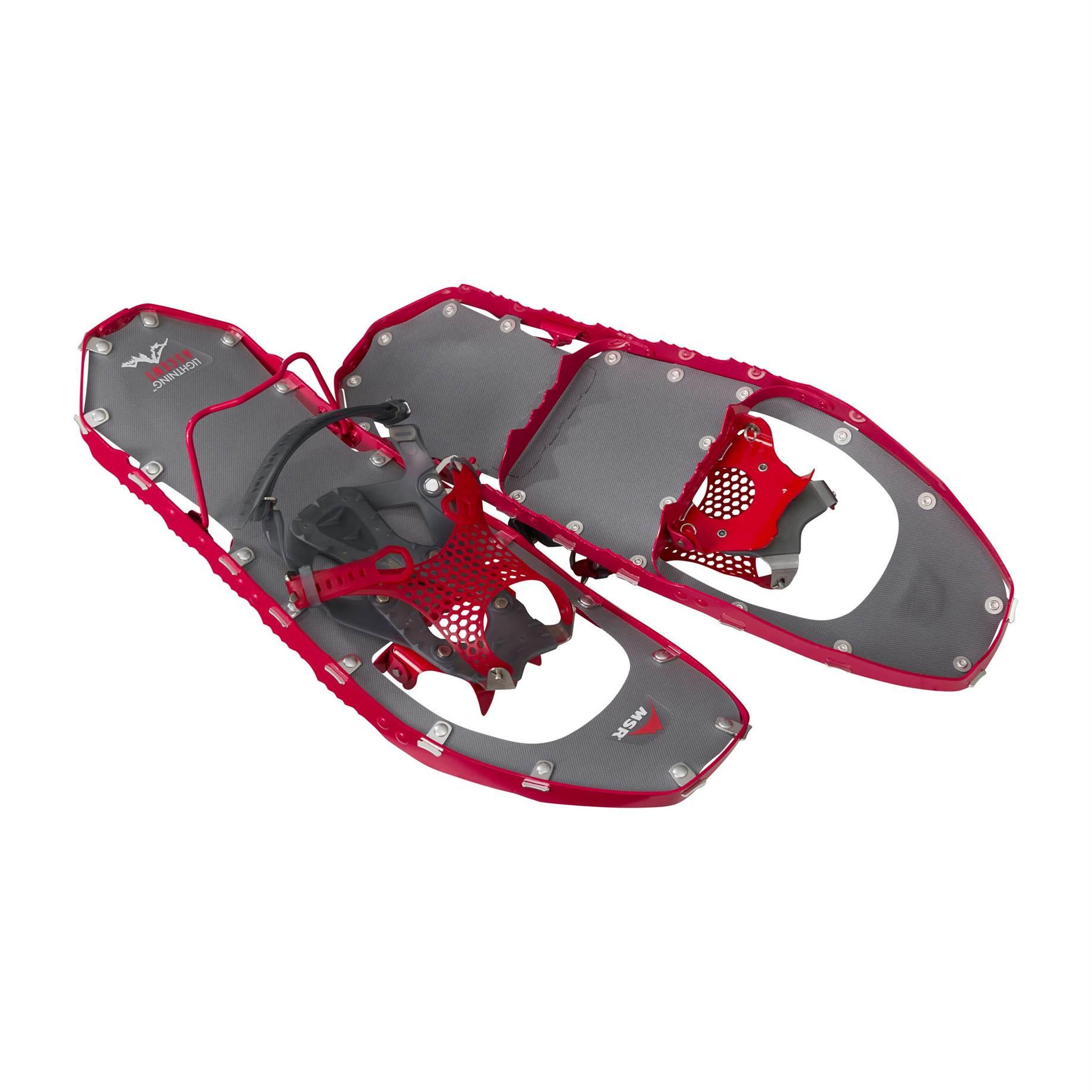 LAscent W22 Snowshoe - Raspberry