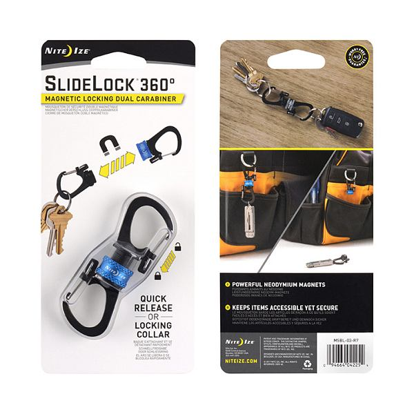 SlideLock 360 Biner