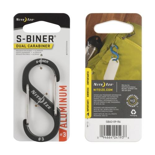 S-Biner #3 Aluminum