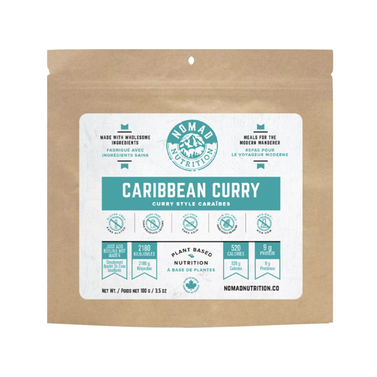 Carribean Curry