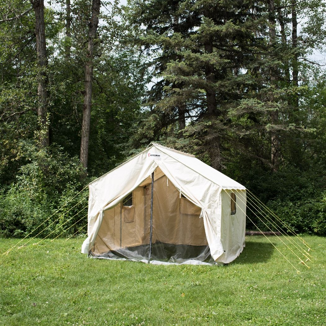 17 x 17 Wall Tent Fly  sc 1 st  C&ers Village & 17 x 17 Wall Tent Fly - Outfitter - Outfitter Tent - Tents - Camp u0026 Hike