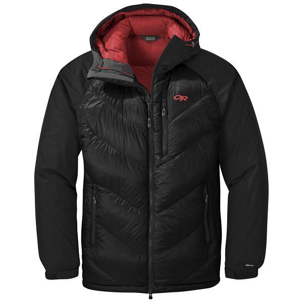 Alpine Down Hooded Jacket - Men's