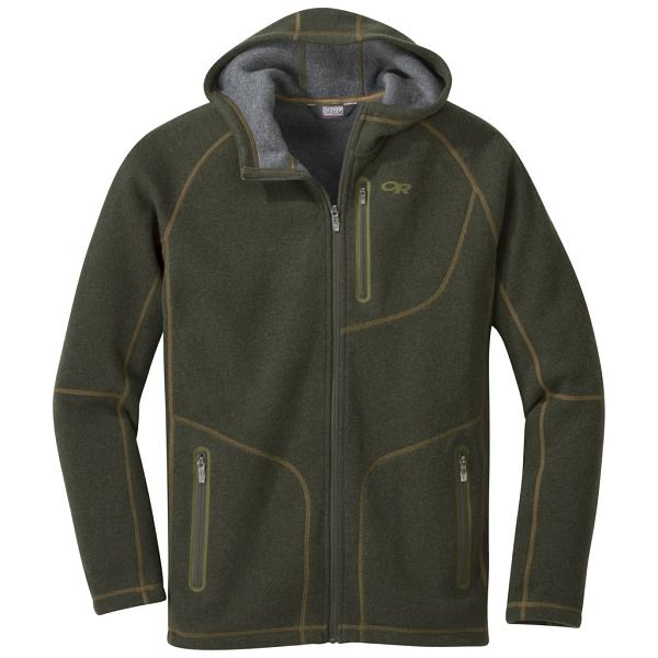 Vashon Full Zip Fleece - Men's